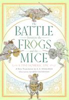 The Battle Between the Frogs and the Mice PDF