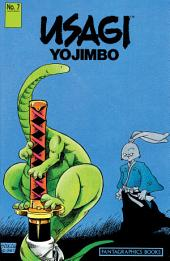 Usagi Yojimbo Vol. 1 #7