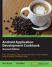 Android Application Development Cookbook: Edition 2