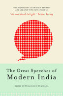 The Great Speeches of Modern India
