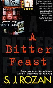 A Bitter Feast: A Bill Smith/Lydia Chin Novel