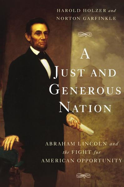Download A Just and Generous Nation Book