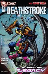Deathstroke (2012-) #3