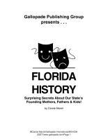 Florida History  PDF