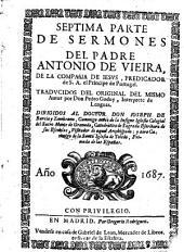 Sermones: Volumen 7