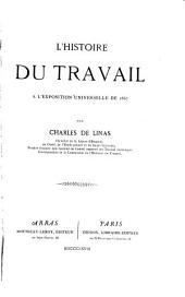 L'Histoire du travail à l'Exposition Universelle de 1867