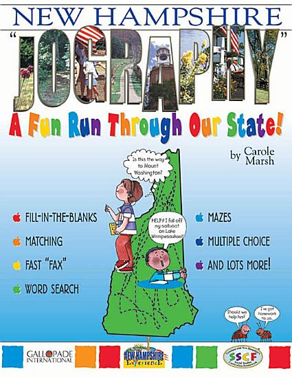 New Hampshire  Jography   A Fun Run Through Our State  PDF