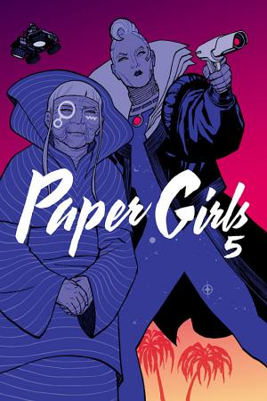 Paper Girls 5 PDF