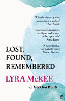 Lost  Found  Remembered