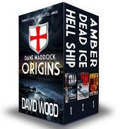 Dane Maddock Origins: Omnibus 1