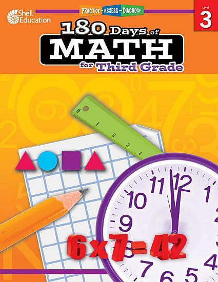 180 Days of Math for Third Grade PDF