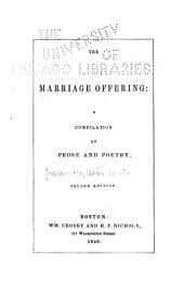 The Marriage Offering