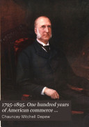 1795-1895. One Hundred Years of American Commerce ...