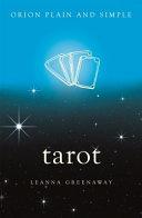 Tarot  Orion Plain and Simple PDF