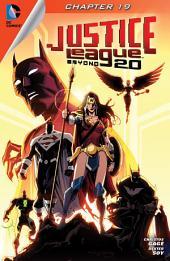 Justice League Beyond 2.0 (2013- ) #19