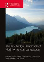 The Routledge Handbook of North American Languages PDF