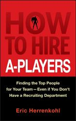 How to Hire A Players PDF