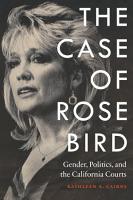 The Case of Rose Bird PDF