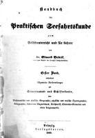Handbuch der praktischen Seefahrtskunde zum Selbst unterricht und f  r Lehrer PDF