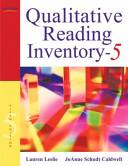 Qualitative Reading Inventory Book