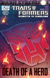 Transformers: Robots in Disguise #27 - Dark Cybertron Part 11