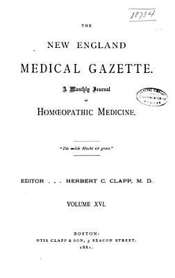 The New England Medical Gazette PDF