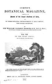 Curtis's Botanical Magazine: Volume 78