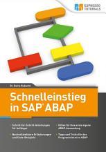 Schnelleinstieg in ABAP PDF