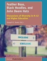 Feather Boas  Black Hoodies  and John Deere Hats PDF