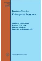 Fokker-Planck-Kolmogorov Equations