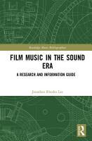 Film Music in the Sound Era PDF