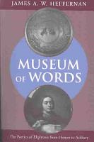 Museum of Words PDF
