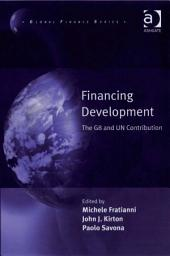 Financing Development: The G8 and UN Contribution