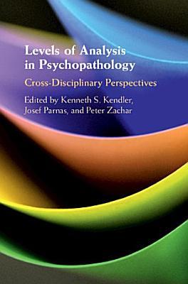 Levels of Analysis in Psychopathology PDF