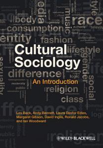Cultural Sociology PDF