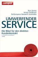 Umwerfender Service PDF