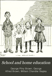 School and Home Education: Volume 32