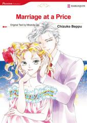 Marriage at a Price: Harlequin Comics
