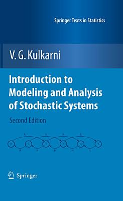 Introduction to Modeling and Analysis of Stochastic Systems PDF