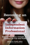 Becoming an Independent Information Professional