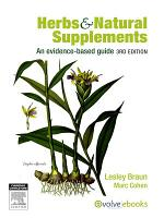 Herbs and Natural Supplements Inkling