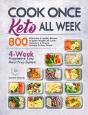 Cook Once  Keto All Week
