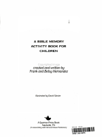 Hide Em in Your Heart Activity Book PDF
