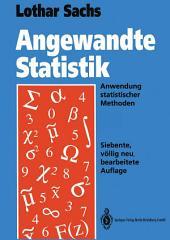 Angewandte Statistik: Ausgabe 7