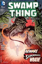 Swamp Thing (2011-) #20