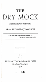 The Dry Mock