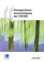 Perspectives   conomiques de l OCDE  Volume 2009 Num  ro 2 PDF