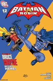 Batman and Robin (2009 - 2011) #12