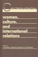 Women  Culture  and International Relations PDF