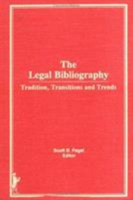 The Legal Bibliography PDF